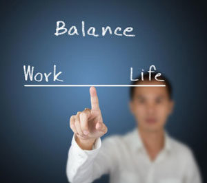 work life balance and public accounting